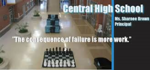 Newark's Central High School: Facing chaos?