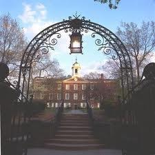 Old Queens: Rutgers University