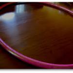 Pink Hula Hoop--a crime?
