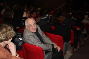 Outgoing NTU president Joe Del Grosso