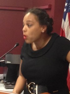 Lauren Wells, chief academic officer for the Newark mayor's office.