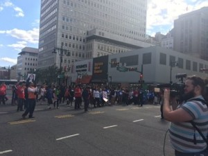 Broad Street shuts down