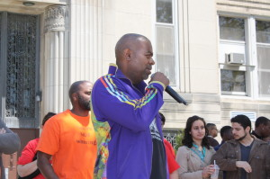 Ras Baraka: All neighborhoods must united