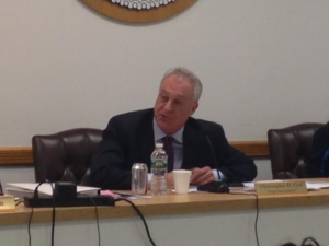 "Cerf tells board members his positions are more ""moral"" and ""ethical"" than theirs."