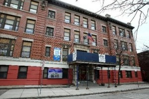 The Burnet Street School--now a charter--will be given away to the city.