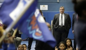 Christie at NorthStar Alexander Street where he insulted and threatened the Newark mayor