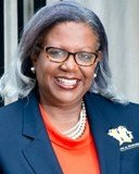 Dr. Karen P. Thomas, CEO and Superintendent of the Marion P. Thomas Charter School